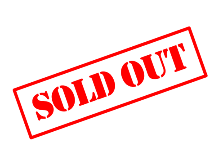 Class Is Sold Out